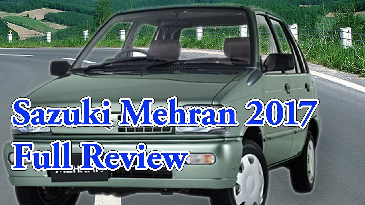Suzuki Mehran 2017 Euro 2 Prices In Pakistan Full Review By