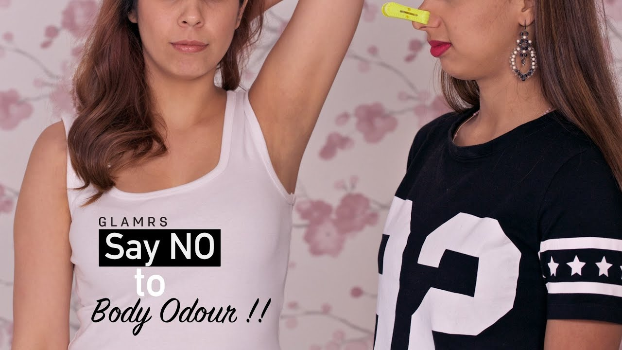 How To: Get Rid Of Body Odour   How To Get Rid Of Body Smell