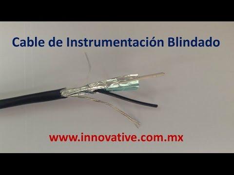 Cable de Instrumentacion Blindado