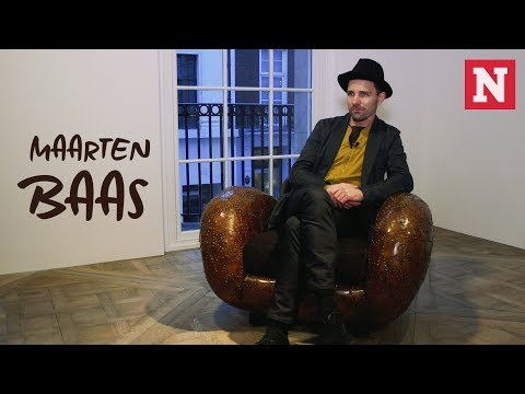 Dutch Designer Maarten Baas Comes to London