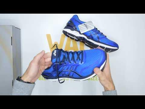 ASICS GT-2000 5 2E (Wide) - Blue White - Unboxing | Walktall