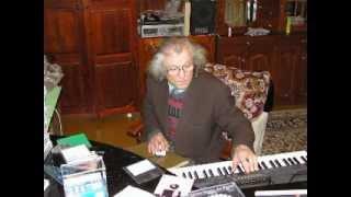 Гаркуша - Симфония № 2 часть 1 (авторское исполнение)