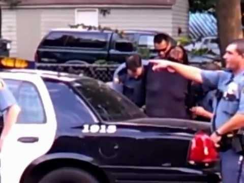Saint Paul police brutality (steadied)