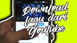 Gambar cover Tutorial | Cara Download Lagu dari Youtube ke HP tanpa Aplikasi , 100% WORK!!!