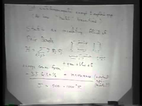 Woodstock of physics - Phil Anderson - 1987 marathon session of the American Physical Society
