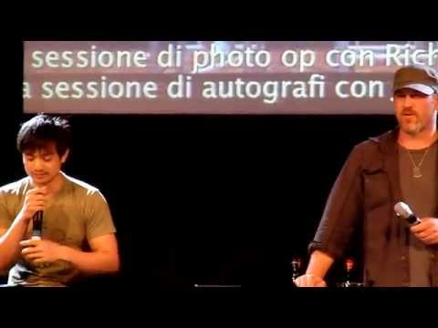 JIBCon 5 2014  Osric and Ty on how Jared dislocated his shoulder