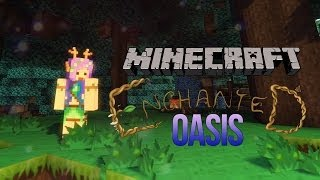 Minecraft Enchanted Oasis Trailer