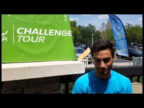 Rubin Reflects On Kudla Upset At Sarasota Challenger 2016