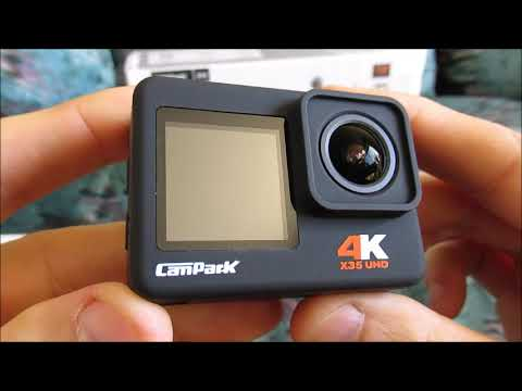 Review - Campark X35 Action Camera