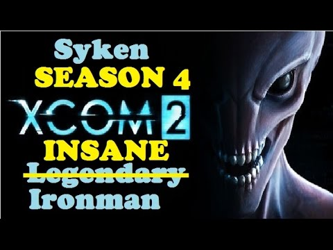 XCOM2 - L/I - INSANE Difficulty S04 M02 [Covered Ops]