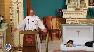 Fr. Bob Cronin, SOLT: Vigil (Comments by Fr  Mark Ropel)