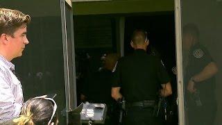 Possible burglary at Orlando gunman's house