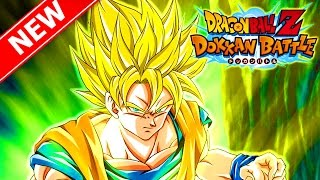 Dragon Ball Z DOOKAN Battle   SUPER SAIYAN KAKAROT Vs SUPER SAIYAN VEGETA!!! New IOS/Android!