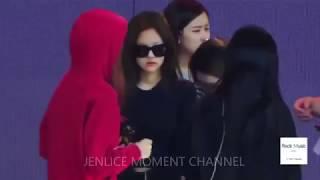 JENLISA moments (BLACKPINK) Lisa + Jennie - Jennie Jealous Moments