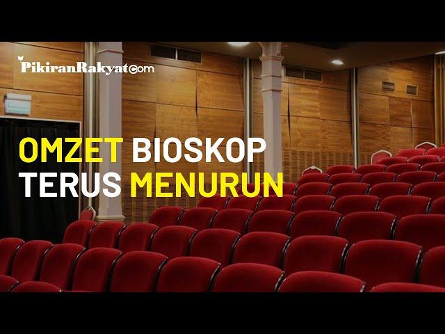 Imbas Covid-19 Masih Terasa, Omzet Bioskop Diprediksi Terus Menurun