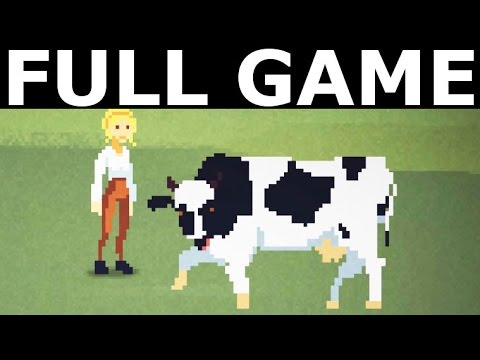 Milkmaid Of The Milky Way - Full Game Walkthrough Gameplay & Ending (No Commentary Playthrough)
