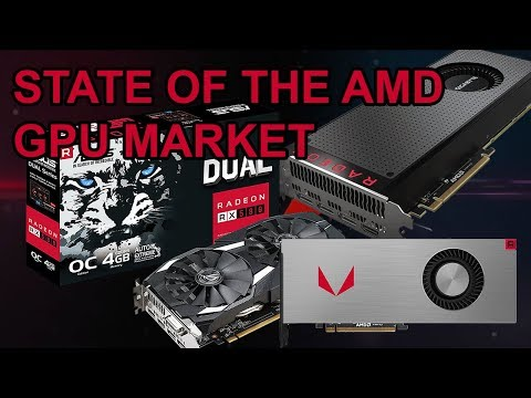 State of the AMD Graphics Card Market