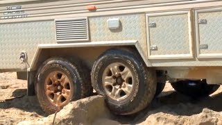 OFFROAD TYRE TEST - AUSTRALIA - GALL BOYS