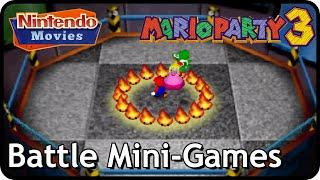 Mario Party 3 - Battle Mini-Games