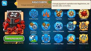 Die Nagelfabrik || Bloons Tower Defense 6 | Deutsch | German