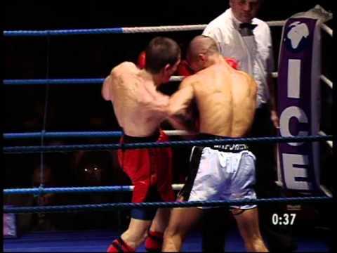 Louigi Mancini vs Michael Alldis