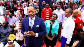 CHURCH BISHOP becomes a WITCH DOCTOR and calls himself BEELZEBUB - Accurate Prophecy with Alph LUKAU
