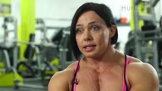 VICE | Женщина бодибилдер Рене Кэмпбелл и её сверхкалорийная диета