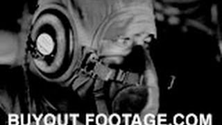 HD Stock Footage WWII B-24 b-roll Attack in the Pacific