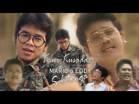Kini Kusadari - Mario Silitonga Feat. Eddy Silitonga (Cover)