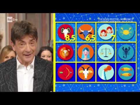 L'oroscopo di Paolo Fox - I Fatti Vostri 14/02/2020