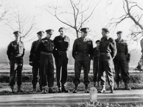 Eisenhower on Canadian Front - november 1944