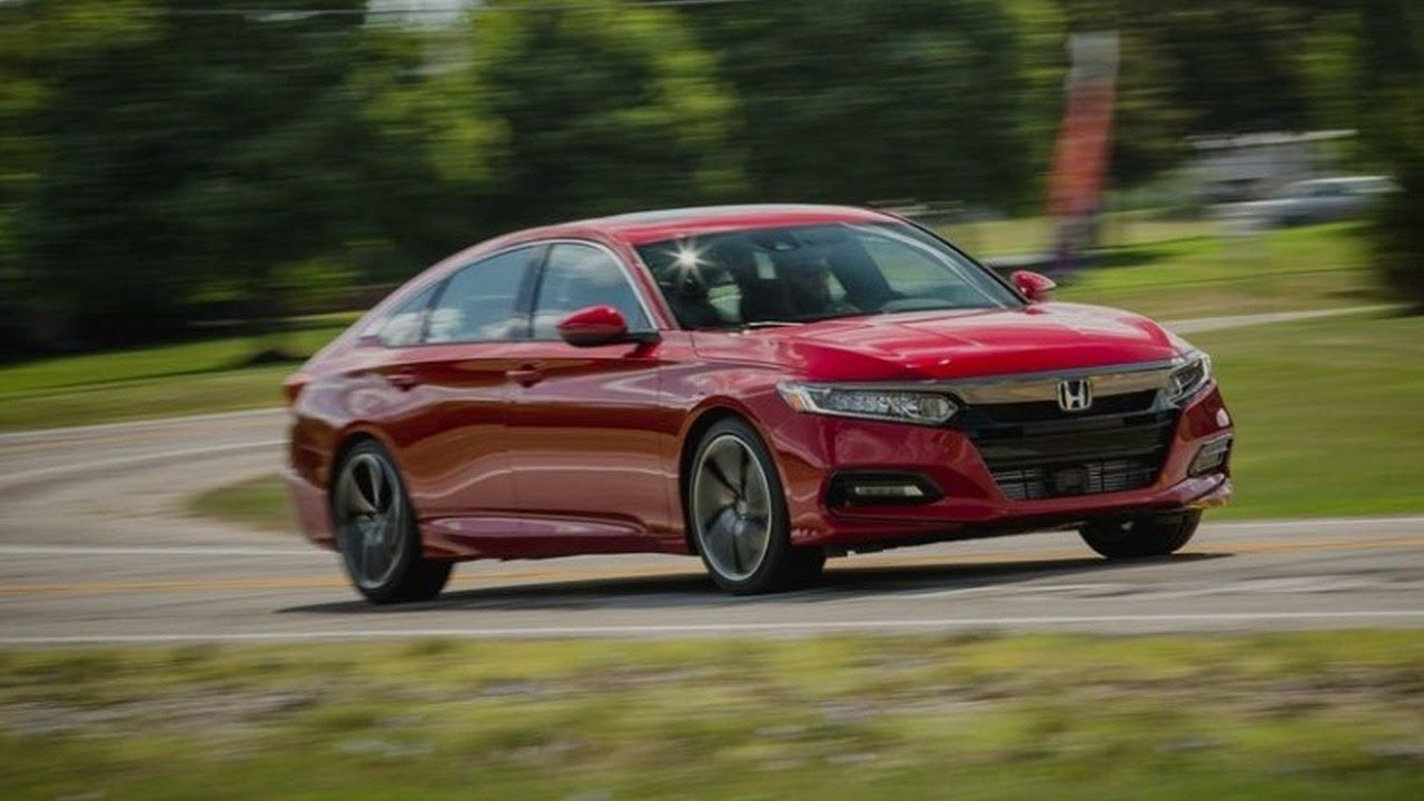 Reviews 2018 Honda Accord Rounding Out The New S Lineup