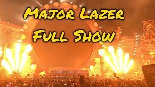 [FULL SHOW] Major Lazer LIVE EDC Mexico 2017
