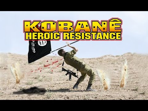 KOBANE BLOODY BATTLE- ELITE SNIPERS vs. ISIS