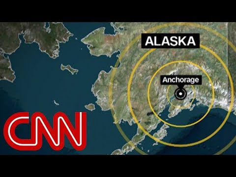 Hear air traffic control when Alaska earthquake hits