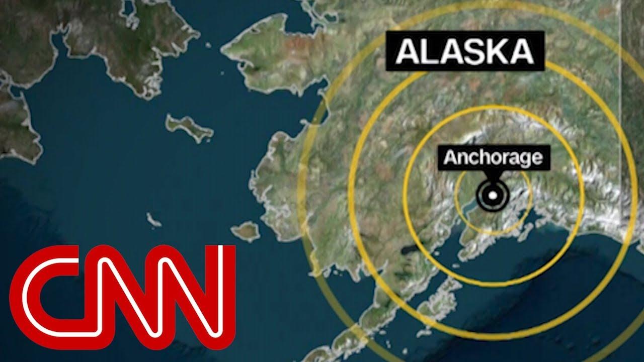 Hear air traffic control when Alaska earthquake hits
