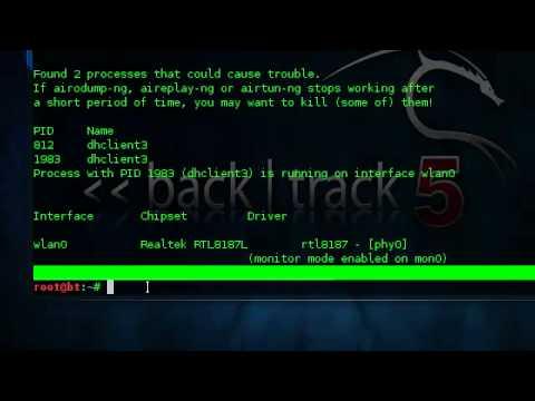 BackTRack 5 Tutorials