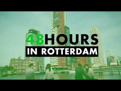 48 HOURS IN ROTTERDAM - Drinks & Dining: Carlijn en Anne