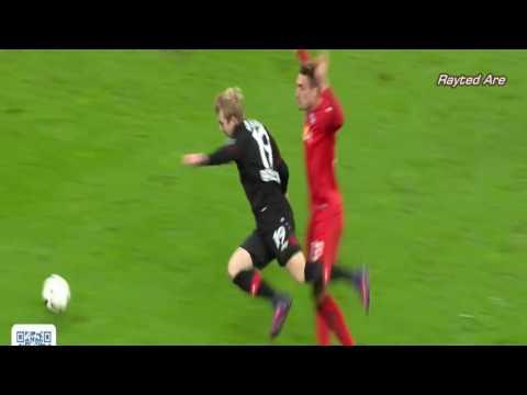 Julian Brandt - Bayer Leverkusen vs RB Leipzig. (H) (16/17)