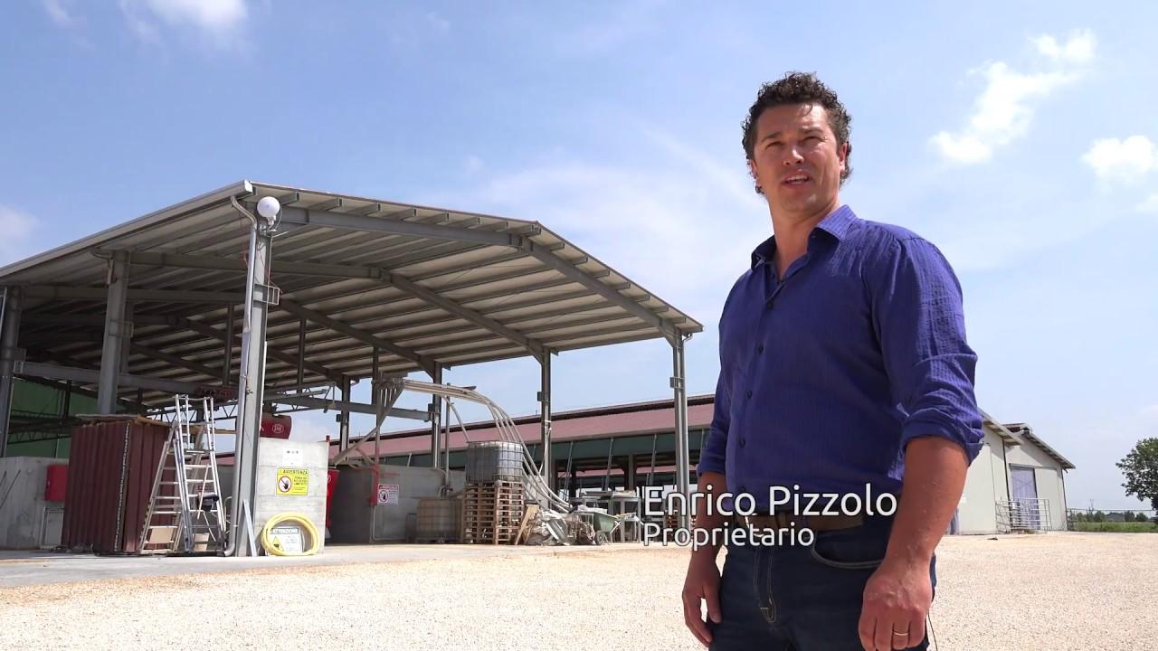Lely Vector testimonial - Enrico Pizzolo, Italia