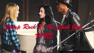 Camp Rock 2: the final jam - Fire - full