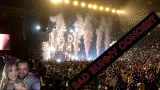 BAD BUNNY CONCERT (surprise)