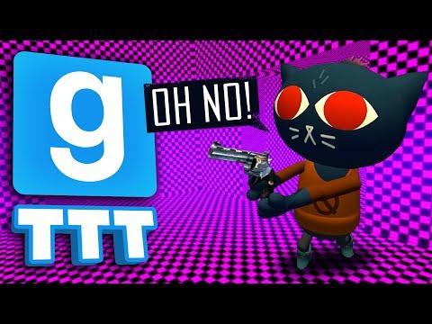 WE KEEP BREAKING THE GAME | Gmod TTT