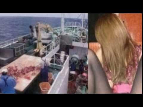 怪談朗読 怖い話  『マグロ漁船の女』【本当にあった怖い話】都市伝説 心霊体験シリーズ