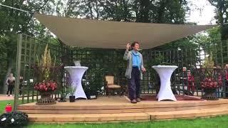 Monty Don från Gardeners World och BBC Live föreläsning på Sofiero - OdlingsTV