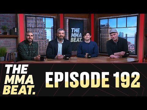 The MMA Beat: Episode 192