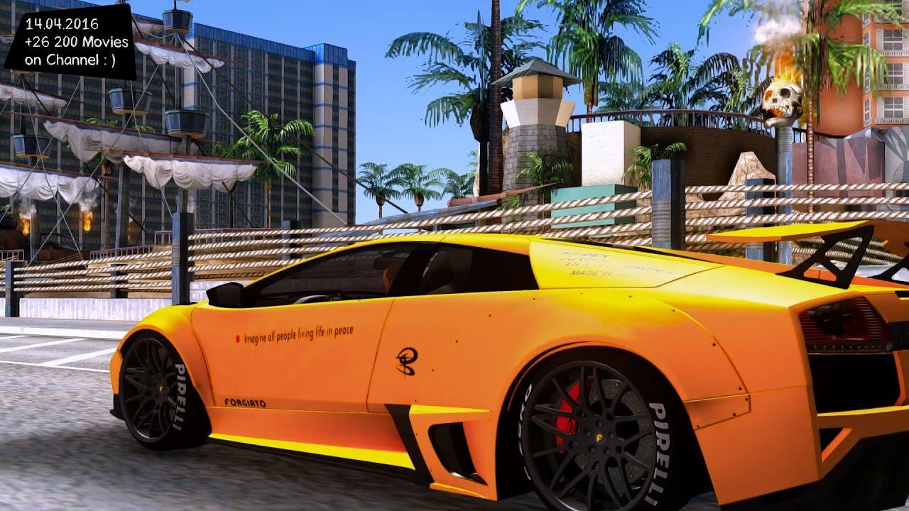 Lamborghini Murcielago Lp670 4 Sv Liberty Walk Lb Performance New