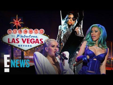 2019's Biggest Las Vegas Shows: Christina Aguilera & More | E! News Mp3