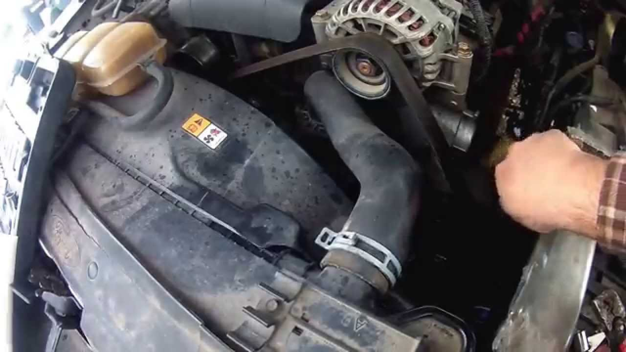 ford f250 power steering power brake fix [ 1280 x 720 Pixel ]