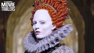 MARY QUEEN OF SCOTS Trailer NEW (2018) - Saoirse Ronan, Margot Robbie Movie